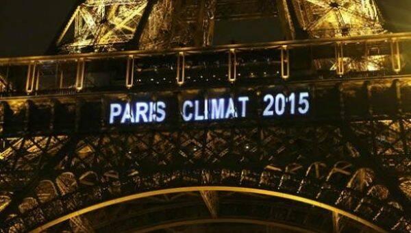 La cumbre de París, COP21, terminó con un acuerdo global de reducción de emisión de gases contaminantes.,