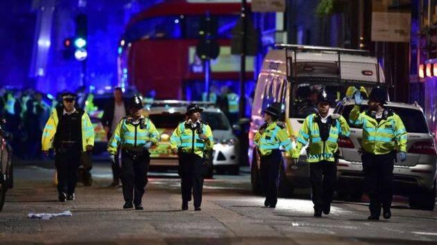 La policia ha confirmado que se trata de un acto terrorista.,