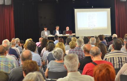 Presentaron conferencia sobre el impacto social y cultural de la Reforma