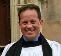 El nuevo obispo misionero para el Reino Unido de Gafcon, Andrew Lines.