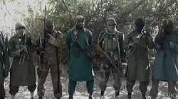 <p> Miembros de Boko Haram. / BBC</p> ,