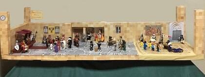 El diorama completo. / José Luis Fernández