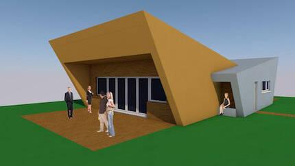 La entidad de ayuda a afectados por los terremotos planifica ahora construir un edificio multifuncional en Reti.