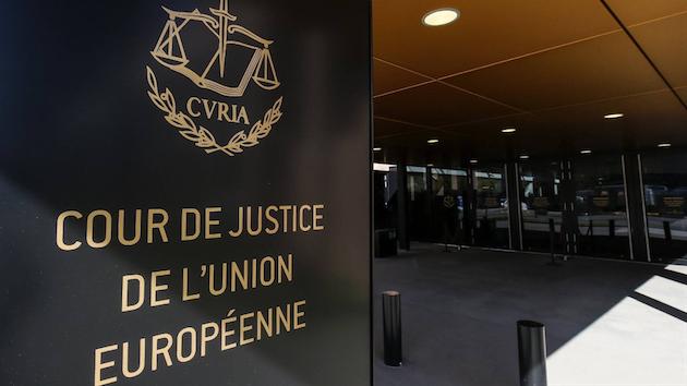 El Tribunal de Justicia de la Unión Europea.,justicia europa ibi