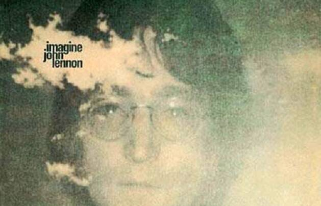 Portada del single de John Lennon. ,