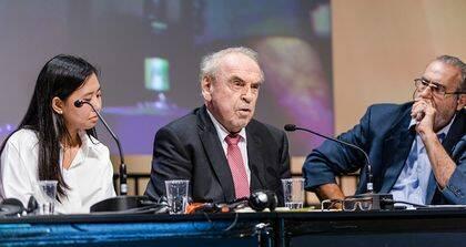 Conferencia del Dr Jürgen Moltmann