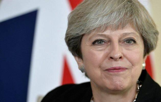 La Primera Ministra del reino Unido, Theresa May.,Theresa May