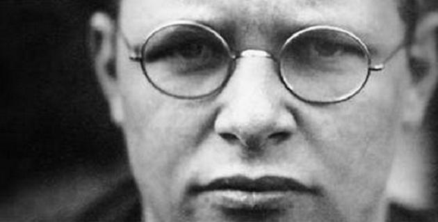 Dietrich Bonhoeffer, teólogo alemán ejecutado por el nazismo. / Wikipedia,bonhoeffer daniel jandula el reo