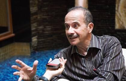 Cristianos y musulmanes han convivido durante siglos en Egipto, aunque hay nuevas dificultades, explica Ramez Atallah. / D. Hofkamp
