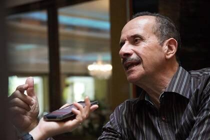 Sisi ha sido enfático en condenar al islam radical, dice Atallah. / D. Hofkamp