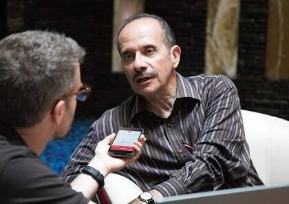 Ramez Atallah valora la convivencia y el respeto entre confesiones cristianas en Egipto. / D. Hofkamp