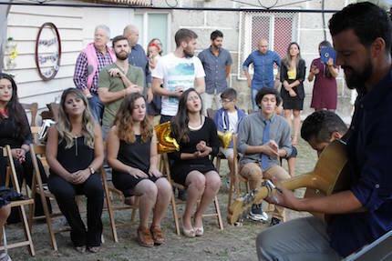 La primera edición de la escuela terminó el pasado mes de junio, con una celebración de graduación. / JCUM Vigo
