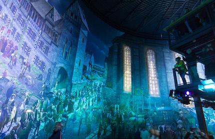 Varias alturas hacen que los visitantes recorran distintos momentos de la vida de Lutero. / Tom Schulze, ©asisi
