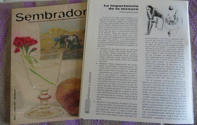 Revista Sembradoras.,