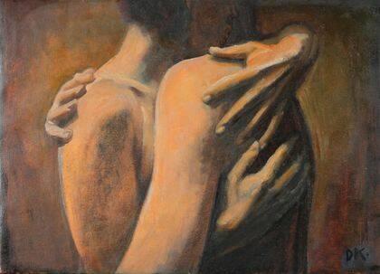El abrazo, de Daniel Kaplan