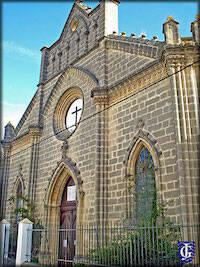 Iglesia Evangélica El Salvador, fundada por Viliesid.