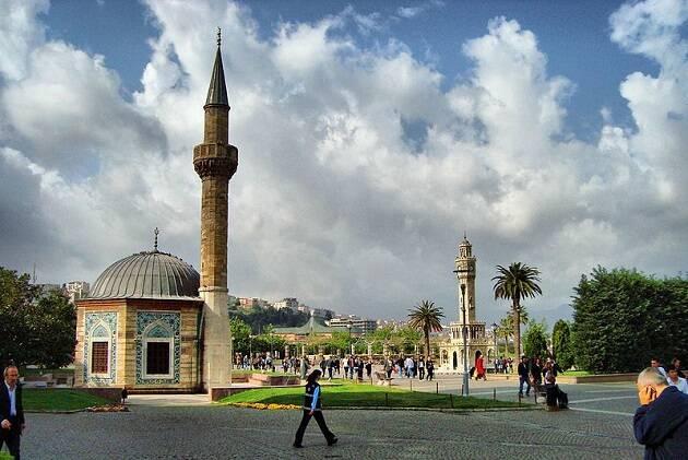 Izmir, la ciudad donde Brunson pastoreaba una iglesia antes de su detención. / Wikimedia,