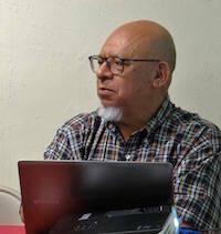 Israel Ortiz, director de Centro Esdras.