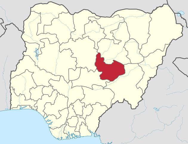 El estado de Plateau donde se ha producido el asesinato.,