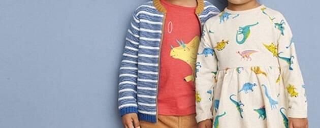 Nueva colección de ropa infantil de John Lewis. ,john lewis