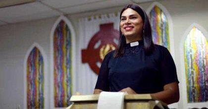 La pastora brasileña Alexya Salvador recientemente dijo que Jesucristo fue el primer hombre transgénero.
