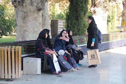 Irán ocupa el puesto nº8 en la Lista Mundial de Puertas Abiertas . / Foto: Puertas Abiertas.