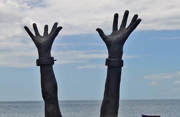 La trata de personas, la esclavitud del siglo XXI.,