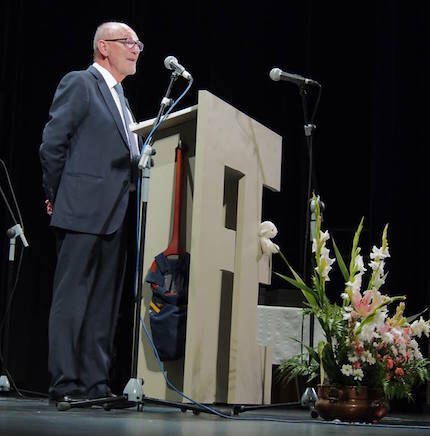 La Iglesia Evangélica de Ronda celebró sus 110 años