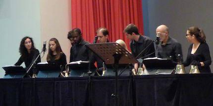 Orquesta de campanas.