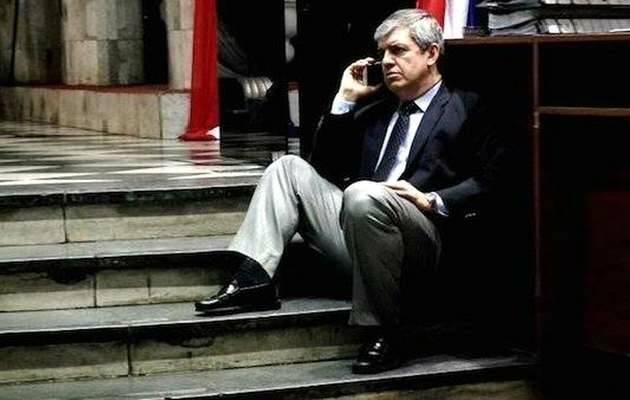 El ministro Enrique Riera / Foto: Gentileza,Enrique Riera, MEC Paraguay