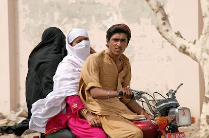 Ser acusados de blasfemia es uno de los principales temores de los cristianos paquistaníes./ Puertas Abiertas