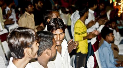 Conferencia organizada por ALIVE (octubre, 2016) a la que asistieron 300 pastores y líderes. /Puertas Abiertas