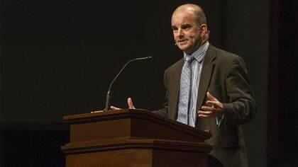 El teólogo británico, Carl Trueman.