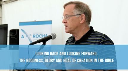 Chris Wright tuvo a su cargo las exposiciones bíblicas. / A Rocha