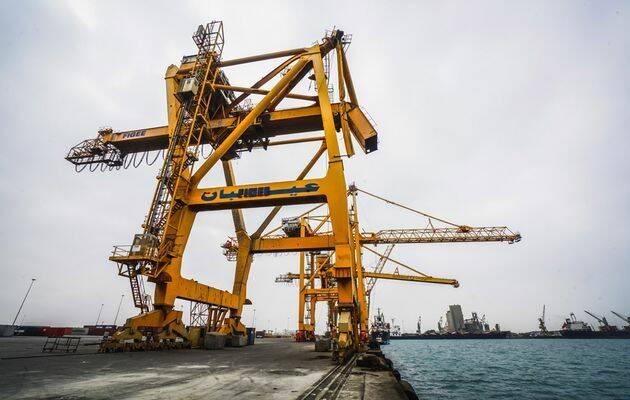 El puerto de Al Hudaydah, ahora cerrado, es un punto estratégico para la entrada de mercancías en Yemen. / Giles Clarke, OCHA.,