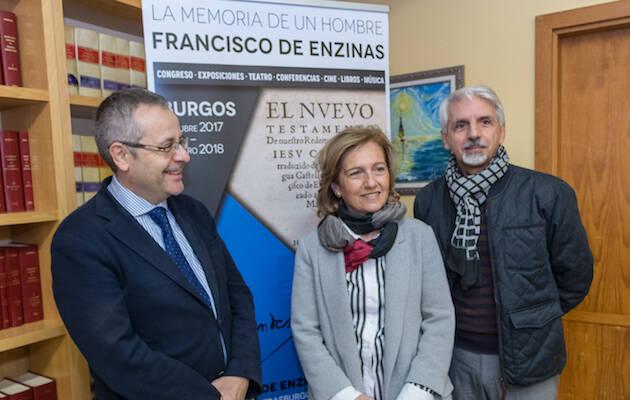 Presentación pública del Congreso que celebrará la Universidad de Burgos a finales de noviembre. / UBU,
