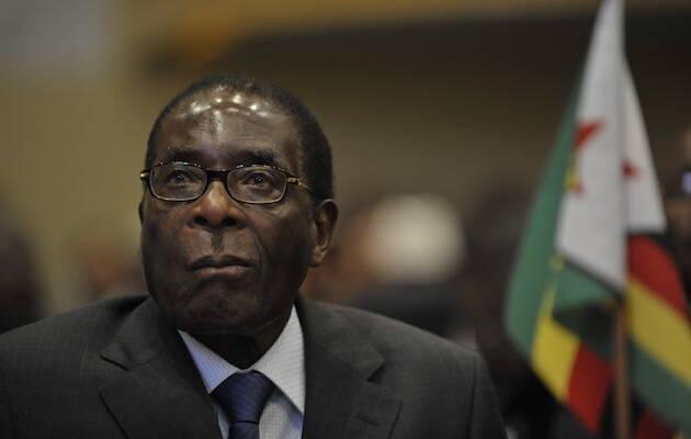 Robert Mugabe, ex presidente de Zimbabue desde este 21 de noviembre. / Wikipedia,