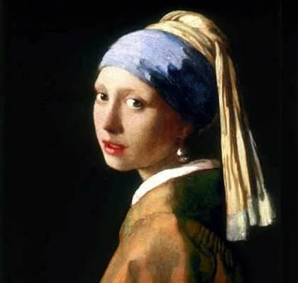 La joven de la perla (Rembrandt),joven de la perla, Rembrandt