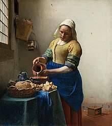 La lechera (Johannes Vermeer)