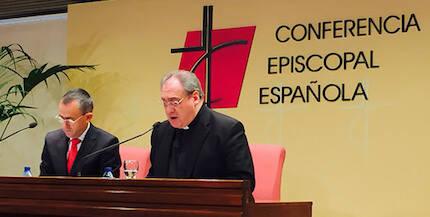 José María Gil Tamayo, durante la rueda de prensa. / CEE, Flickr