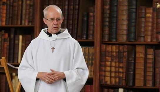 Justin Welby pierde a un miembro de su panel de consejeros. / FB Arzobispo de Canterbury,