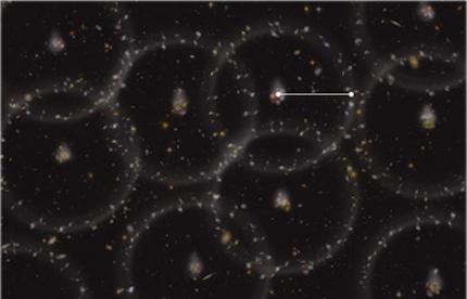 Foto: Nasa.gov, Zosia Rostomian (LBNL), SDSS-III, BOSS.