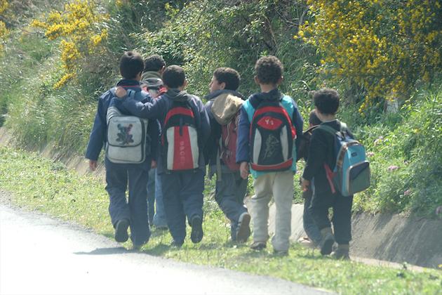 Muchos niños de familias cristianas en el norte de África sufren bullying escolar. Foto: Puertas Abiertas,