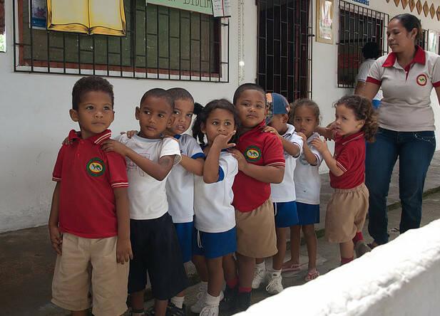Alianza Solidaria procura una atención integral de los niños. / AS,