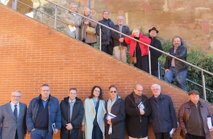 Algunos poetas participantes del XIII encuentro. / Jacqueline Alencar