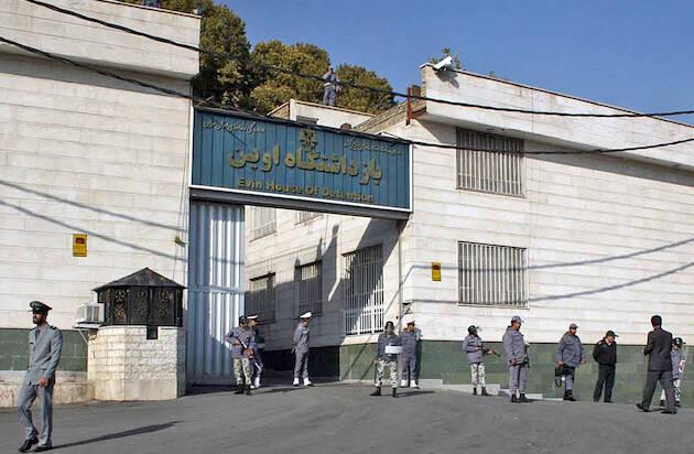 Prisión de Evin, en Teherán, donde se encuentran presos algunos cristianos. / Wikipedia,