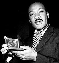 MLK, Premio Nobel.