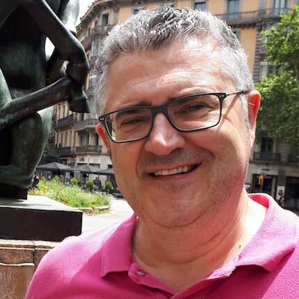 Germán López-Cortacans, doctor en Ciencias de la Salud y Teología. ,