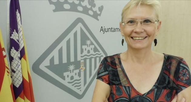 Anna Moilanen, defensora de la ciudadanía en Palma. / Ajuntament de Palma,