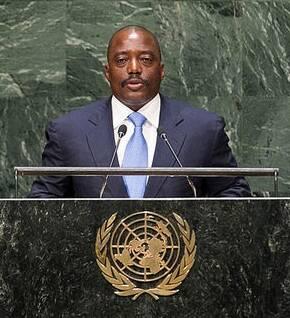 Kabila en la 69 asamblea de la ONU, de 2014, en Nueva York. / MONUSCO (Flickr)